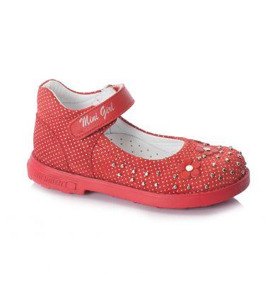 туфли красные минимен недорого детский сад