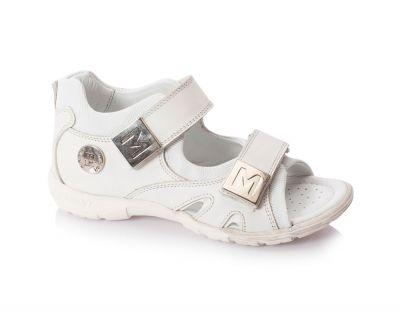 сандалии фото minimen белые летние